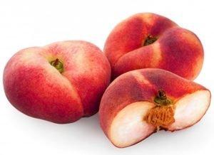tabacchiera or Saturn peach, Sicilian speciality
